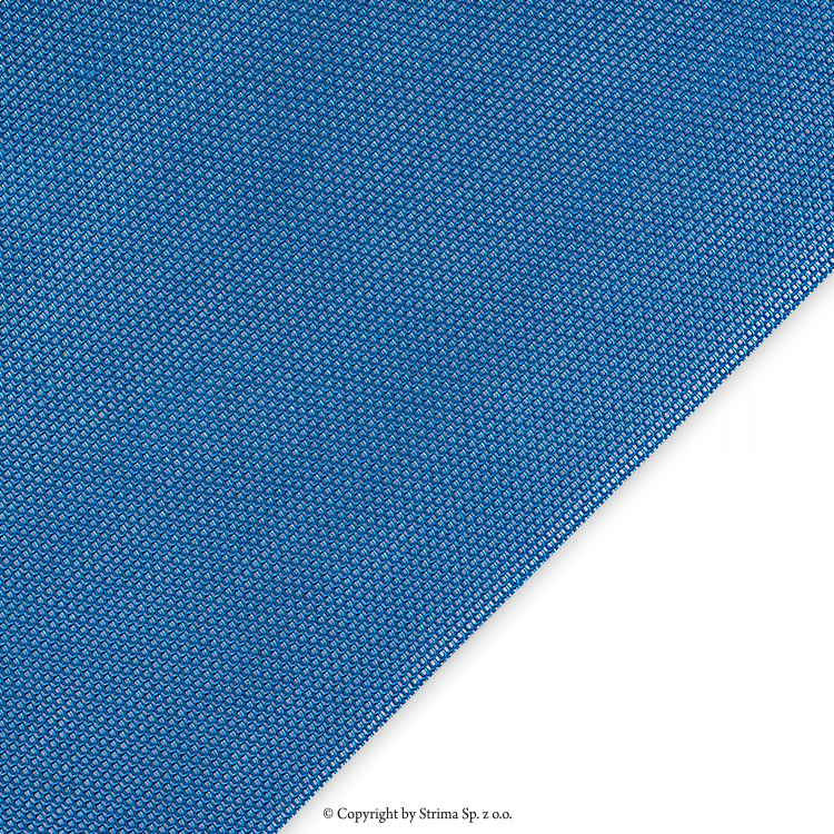 BLUE COVER 150 - Blue polyamide fabric for ironing tables, width 150 cm