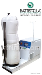Steaming dummy with steam generator - BATTISTELLA ZEUS/A