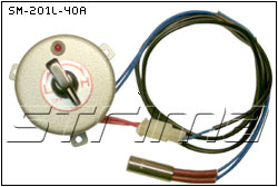 Heater assembly for SM-201L