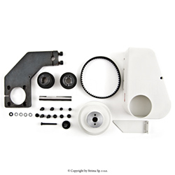 Mounitng kit for Quick, Efka mini-motors for MAIER blind stitch machines cl. 220, 221, 240, 241,251, 261 - -46/1