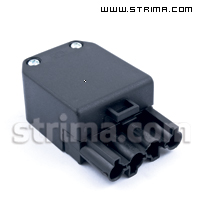 Socket for plug BATTISTELLA
