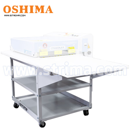 Stand for OSHIMA OP-450GS continuous fusing machine