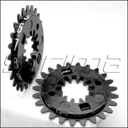 91563 - PRIX Static reading wheel