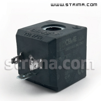 Coil for solenoid valve CEME, SMALL
