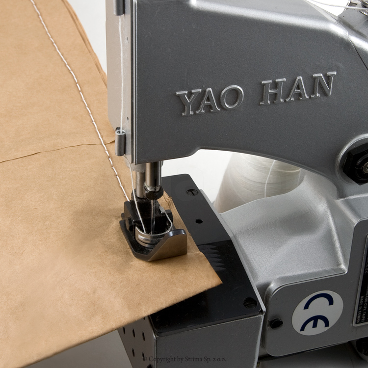 YAO HAN N600H-230V - Bag closing machine (high speed)