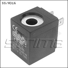 Electrovalve coil for SS120