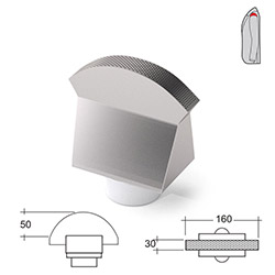 Sleeve head seam buck - without covering