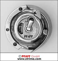 91-010 896-91 PFAFF - SEWING HOOK W. CONTRA TIP