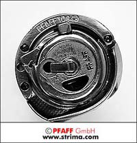 91-010 850-91 PFAFF - ROTARY HOOK W. CONTRA TIP