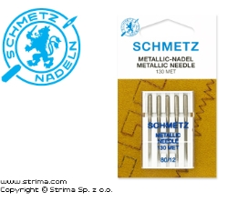 SCHMETZ needles 130 MET, 5pcs. 5x80