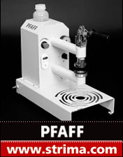 PFAFF Machine for clothes testing - complete