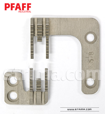 91-047 394-03/003 PFAFF - FEED DOG PAIR B
