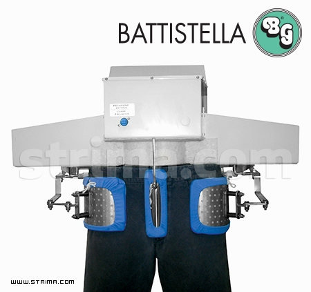 BATTISTELLA SIRIO/V - Trousers finisher (topper)
