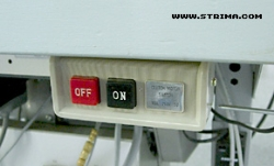 ON/OFF switch box 3- phases