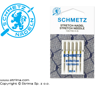 130/705 H-S VDS - SCHMETZ stretch needles 130/705H-S, 5pcs.