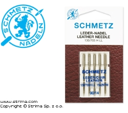 SCHMETZ leather needles 130/705 H LL, 5pcs.