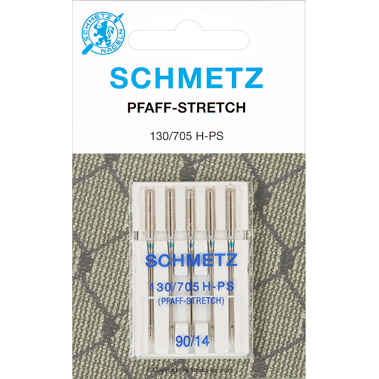 130/705 H-PS VDS - SCHMETZ stretch needles 130/705H-PS, 5pcs. 5x90