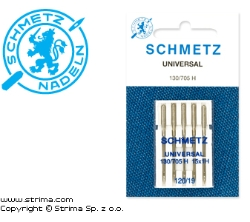 SCHMETZ universal needles 130/705H, 5pcs. 5x120