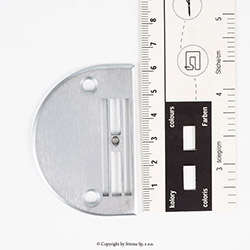 NEEDLE PLATE for SIRUBA lockstitch machine L818F-H1 /-H1-13