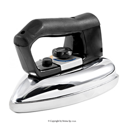 Dry iron 1990, rounded
