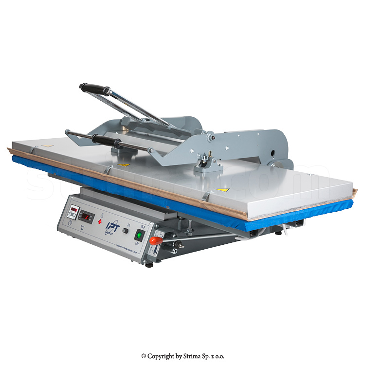 IPT M120/230V - IPT Manual fusing plate press without stand