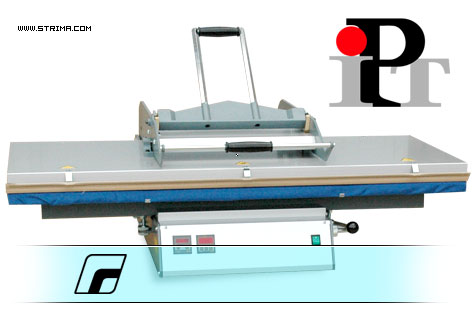 IPT M115/230V - IPT Manual fusing plate press without stand