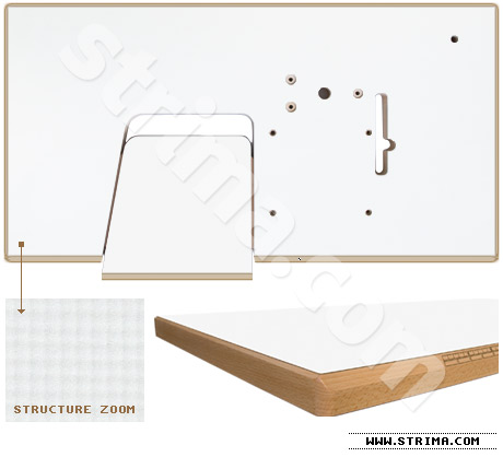 30802 PREMIUM - Table top for Siruba VC008, ZJ1414 chainstitch machine