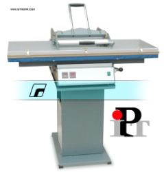 IPT Manual fusing plate press with stand - IPT M115/230V/TM