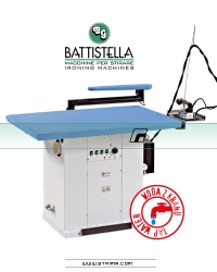 Ironing table with steam generator - BATTISTELLA URANO MAXI WITH SG