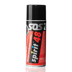 Welding antiadhesive without silicone - SPIRIT 48 - spray 300 ml