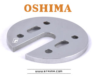 700AB030 OSHIMA - Lower guide of blade for OB-700
