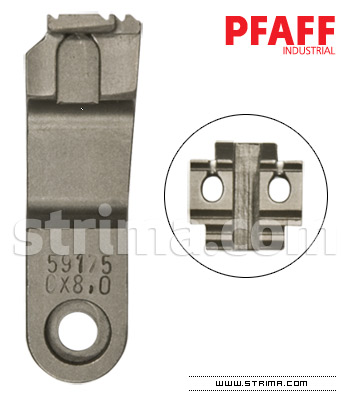 91-059 175-04/013 PFAFF - FEED DOG  CX8,0
