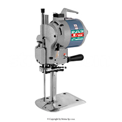 "Straight knife machine 6"", 230V, cutting height 4.1/4""=11cm"