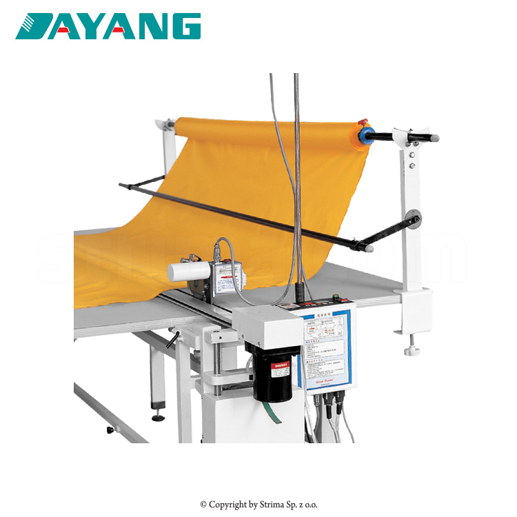 Automatic lay end-cutter
