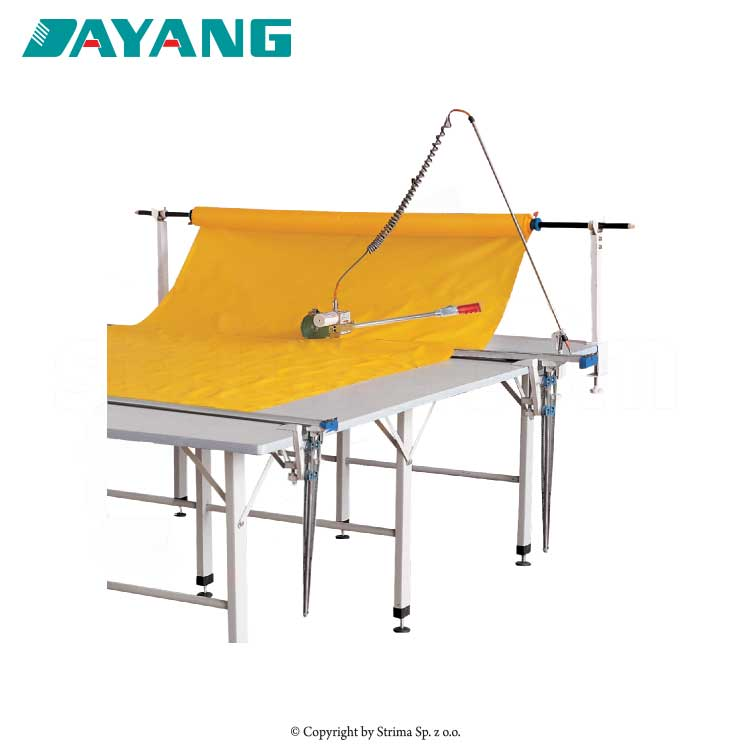 Manual lay end-cutter