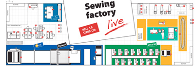 SEWING FACTORY LIVE MAP