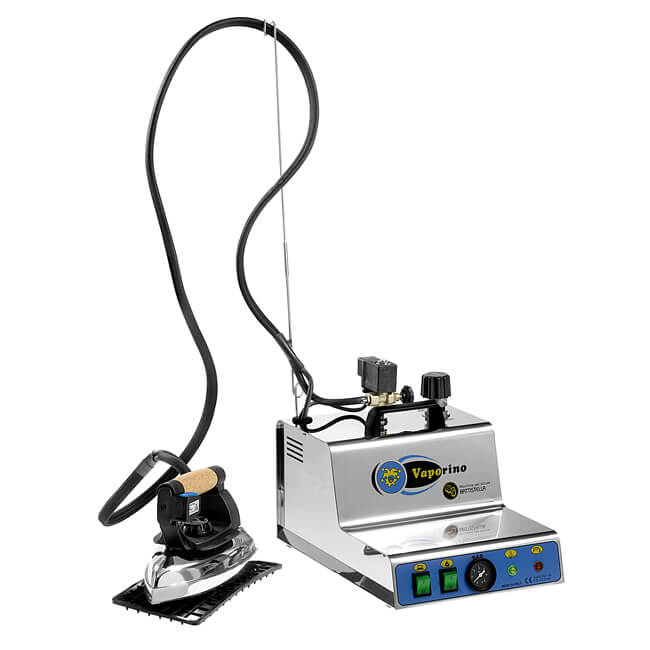 STEAM GENERATOR WITH IRON- BATTISTELLA VAPORINO MAXI INOX