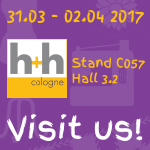 h+h 2017 - Strima invite you to sewing home in Cologne