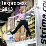 Without sewing, we have no reason to exist - Texprocess 2013