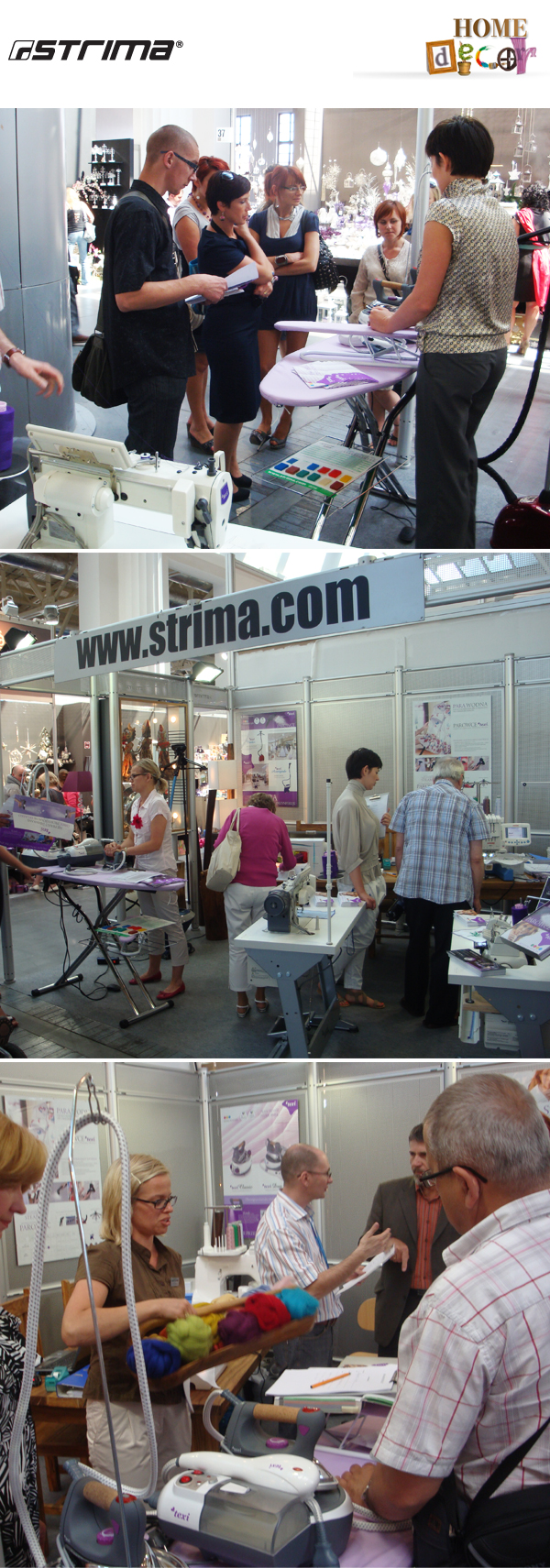 Strima at Home Decor fair